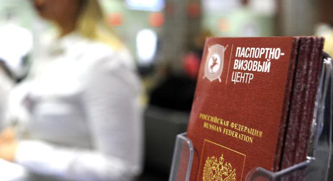 Die Änderungen im Staatsbürgerschaftsgesetz werden der Staatsduma vorgelegt. Foto: ITAR-TASS