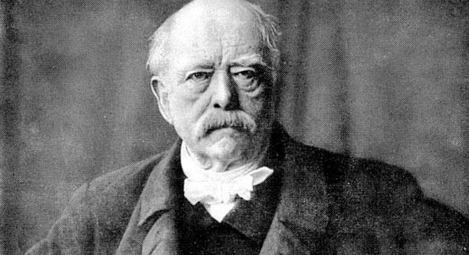 Bismarck verliebte sich auf den ersten Blick in Jekaterina Orlowa – ohne Rücksicht darauf, dass er verheiratet war und drei Kinder hatte. Foto: DPA
