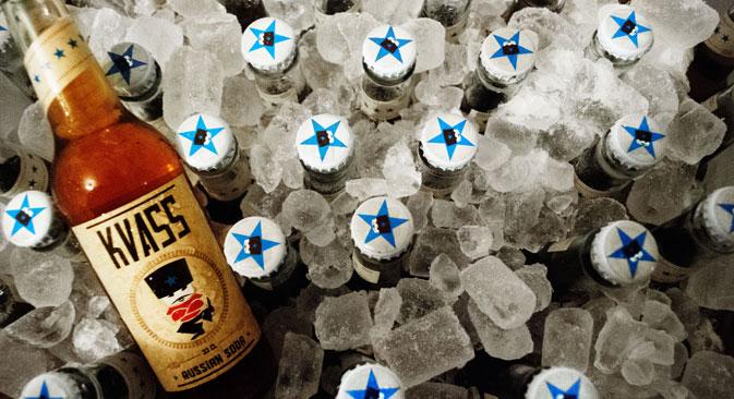 Kwas kannten schon die alten Slawen, nun erobert das Getränk auch Deutschland. Foto: Pressebild