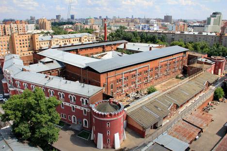 """Ende des 18. Jahrhunderts erhielt die Einrichtung den Namen """"Butyrka-Schloss-Gefängnis"""", denn sie befindet sich in einer ehemaligen Festung mit vier Türmen. Foto: Lori / Legion Media"""