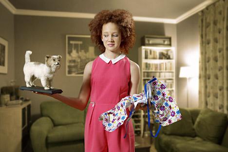 Am allermeisten ärgern sich russische Frauen über Geschenke in Form von kleinen Figuren. Foto: Getty Images / Fotobank
