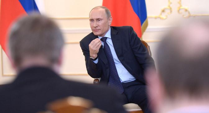 Foto: Alexej Nikolskij / RIA-Novosti