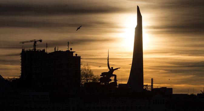 Ein defizitärer Haushalt und Investitionen machen die Krim für Russland kostspielig. Foto: Sergej Sawostjanow/Rossijskaja Gaseta