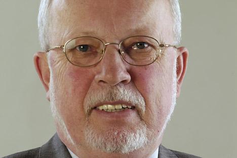 Dr. h.c. Lothar de Maizière, Vorsitzender des deutschen Lenkungsausschusses des Petersburger Dialogs. Quelle: Pressebild