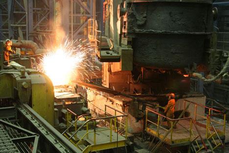 De acordo com a pesquisa, as primeiras empresas a melhorar seus indicadores foram as companhias de engenharia e metalurgia Foto: Press Photo