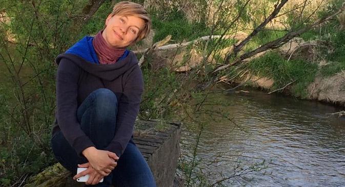 Die deutsche Theologin Regina Elsner. Foto aus dem persönlichen Archiv.