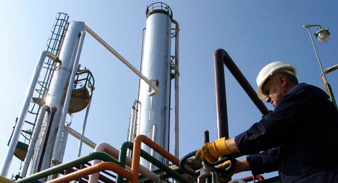 Bei der Gasverflüssigung ist Russland auf ausländische Hilfe angewiesen. Foto: Reuters