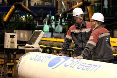 Gazprom nutzt zukünftig europäische Gasspeicher. Foto: Reuters
