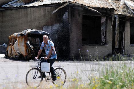 Die Waffenruhe in der Ukraine soll bis zum 27. Juni dauern. Foto:Getty Images / Fotobank