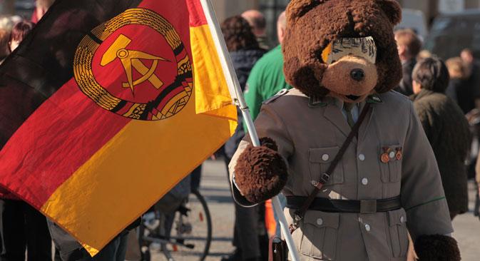 Die DDR war für viele Sowjetbürger ein begehrtes Reiseziel. Foto: DPA/Vostock Photo