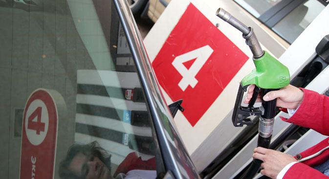 Der Umstieg auf die Abgasnorm Euro 5 kommt früher als erwartet. Foto: RIA Novosti