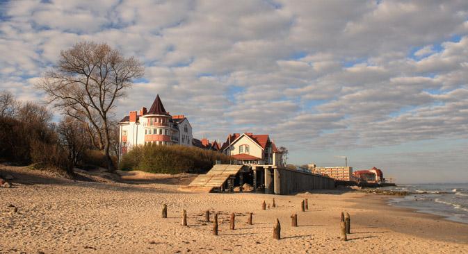 Selenogradsk. Foto: Geo Photo