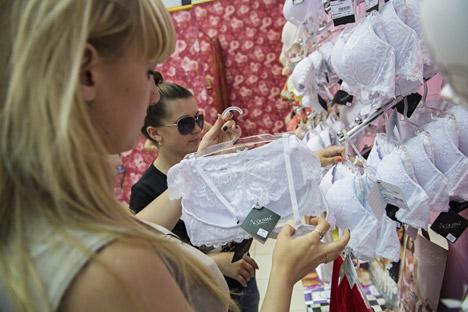 Russlands Gesetzeshüter wollen ihren Bürgern an die Wäsche. Foto: Alexej Malgawko/RIA Novosti