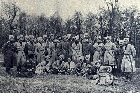 Großfürst Michail Alexandrowitsch, der Bruder von Nikolai II., war einer der bekanntesten Angehörigen der Kaukasischen Kavalleriedivision.  Foto: Wikimedia.org