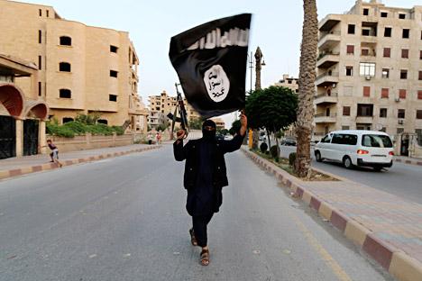 """""""Hielte die EU sich mit einer Militärhilfe für die Kurden zurück, wären ein Sieg der Islamisten und die Gründung eines """"islamistischen Kalifats"""" im gesamten Irak durchaus möglich"""", meinen Experten. Foto: Reuters"""