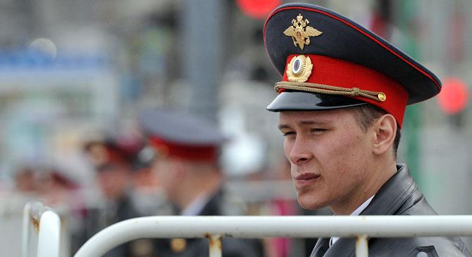Angestellte im öffentlichen Dienst sollen in Russland bleiben. Foto: Sergej Kusnezow/RIA Novosti