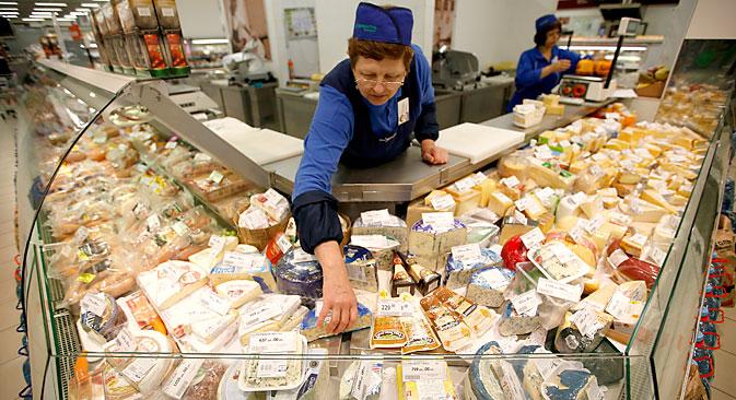 Selbst wenn neue Lieferanten da seien, brauche es Zeit, neue Verträge auszuarbeiten und die Logistik zu organisieren, sagen Experten. Foto: Reuters