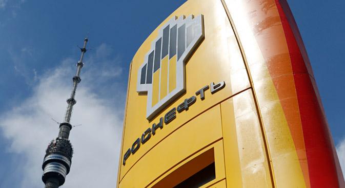 Westliche Banken verweigern Rosneft aufgrund der Sanktionen Kredite. Foto: Reuters