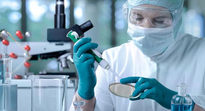 Russische Wissenschaftler haben einen neuen Impfstoff entwickelt. Foto: PhotoXPress