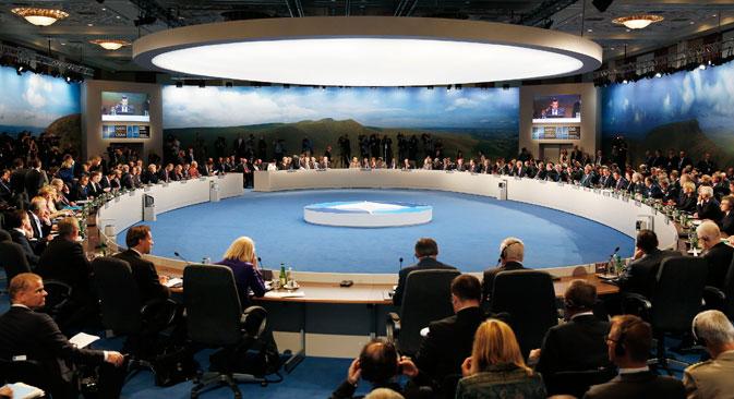 Der Nato-Gipfel beschließt eine schnelle Eingreiftruppe für Osteuropa. Foto: Reuters