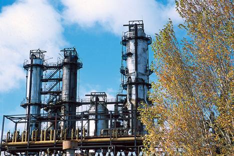 Kiew will die Gasversorgung des Donezbeckens an Gazprom abschieben. Foto: PhotoXPress