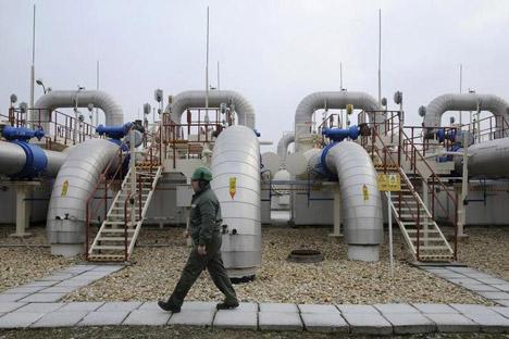Progresso discreto nas negociações abre perspectivas para as relações Rússia-Ucrânia na área de energia Foto: Reuters