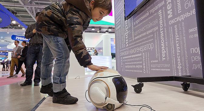 Russland stellt ein Konzept zur technologischen Unabhängigkeit vor. Foto: Pressebild