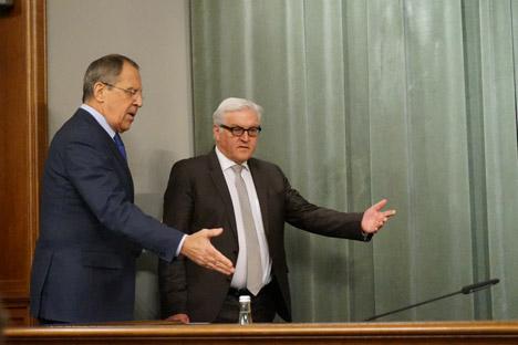 Foto: Eduard Pesow/Russisches Außenministerium
