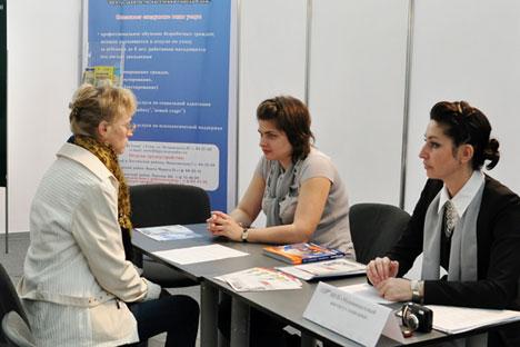 In Russland ist Diskriminierung am Arbeitsplatz weit verbreitet. Foto: Lori/Legion Media