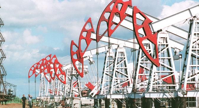 Die Aktien des Mineralölkonzerns Bashneft wurden zu Recht beschlagnahmt, urteilte ein Moskauer Gericht.  Foto: Photoshot/Vostock Photo