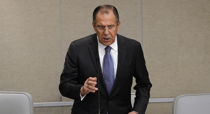 Die russische Außenpolitik orientiert sich zukünftig mehr nach Osten. Foto: Ramil Sitdikow/RIA Novosti