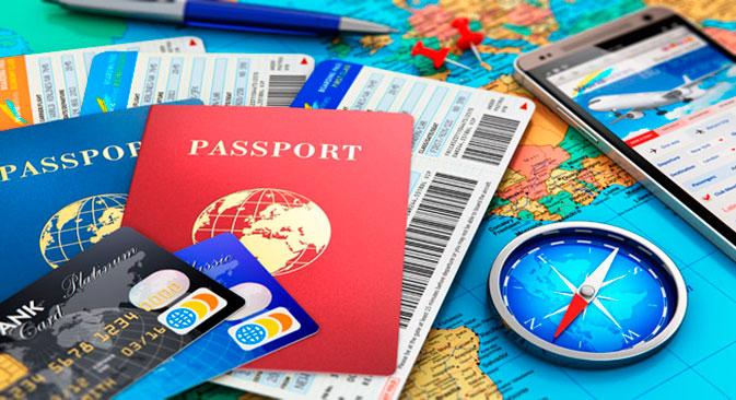 Wenn Sie keine unangenehmen Zwischenfälle auf Ihrer Reise in Russland riskieren wollen, dann sollten Sie ihren Pass immer bei sich haben. Foto: Shutterstock/Legion-Media
