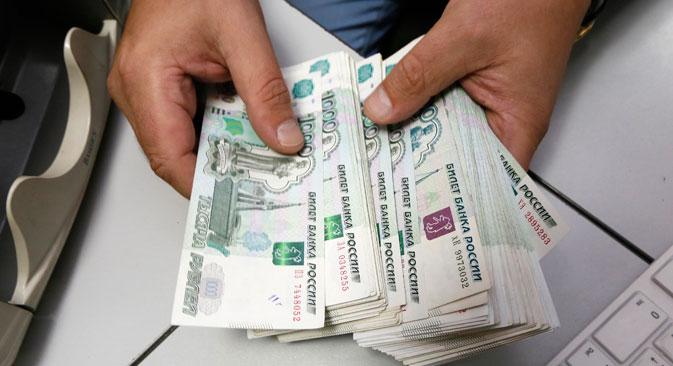 Die russische Zentralbank setzt auf Zinserhöhungen und weniger Regulierung.   Foto: Reuters