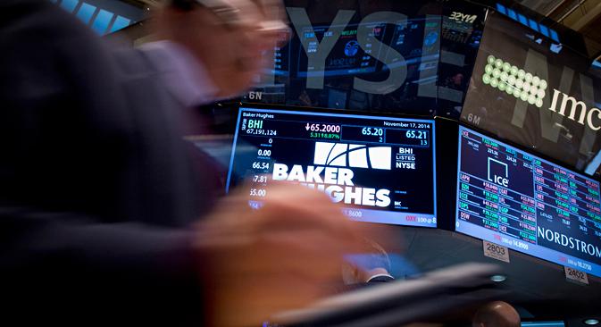 Fallende Ölpreise werden nicht nur die russische, sondern auch die globale Wirtschaft bedrohen, vor allem in den Erdöl exportierenden Ländern, meinen Experten. Foto: Reuters