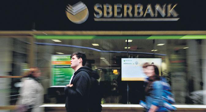 Einer der Faktoren, die Deutschland als Markt attraktiv machen, ist die hohe Zahl von russischstämmigen Einwohnern, die solche Banken wie VTB oder Sberbank bereits kennen, meinen Experten. Foto: EPA / TASS