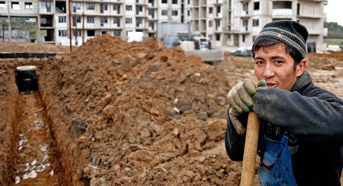 Wegen der Rubelkrise kann Russland Fachkräftemangel drohen. Foto:  Sergej Bobylew/TASS