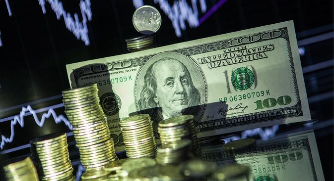 Die russische Regierung vergibt 13 Milliarden Euro an Finanzinstitute. Foto: Sergej Konkow/TASS