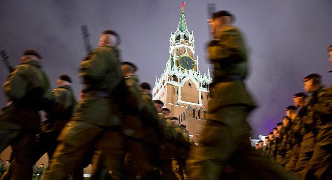 Russland steigt aus KSE-Vertrag aus. Foto: AP