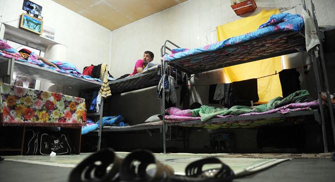 Hostels in Russland profitieren von der WirtschaftskriseFoto: Kirill Kalinnikow/RIA Novosti