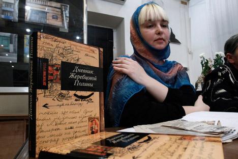 """Polina Scherebzowa: """"Im Krieg ging die Menschlichkeit verloren"""" Foto: Reuters"""