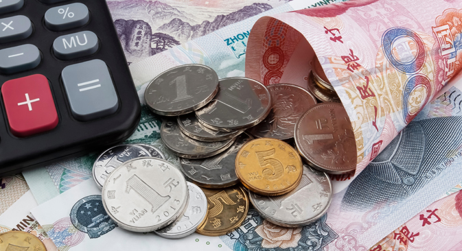Der chinesische Kapitalmarkt profitiert von den Sanktionen gegen Russland. Foto: Alamy/Legion Media