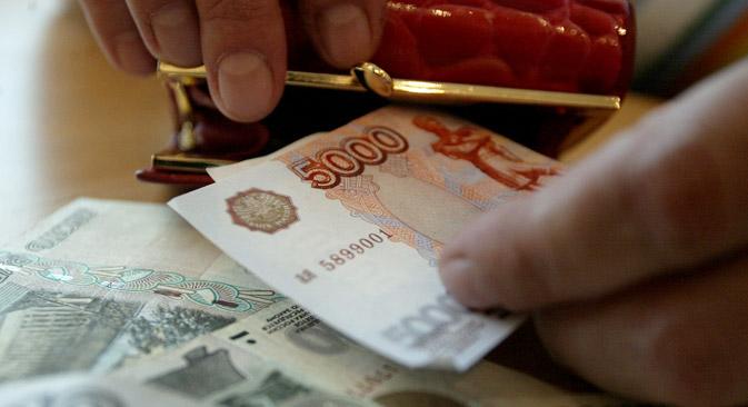 Laut Weltbank steht Russland eine zweijährige Rezession bevor. Foto: PhotoXPress