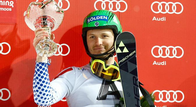 Im österreichischen Schladming gelingt Choroschilow der erste russische Weltcupsieg seit 1981. Foto: Reuters