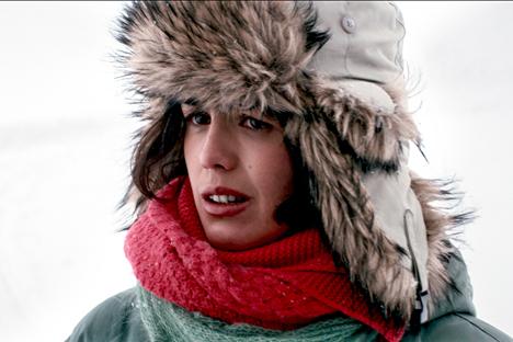 """Eine Szene aus dem Film """"Mädchen im Eis"""". Foto: Pressebild"""