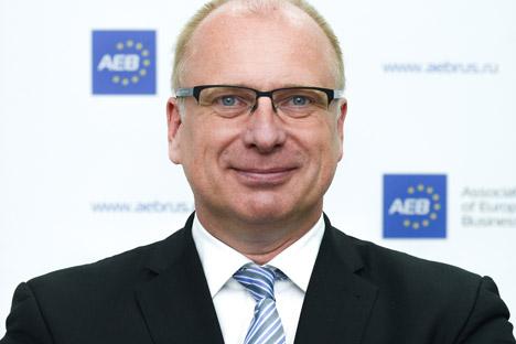 Frank Schauff: Aufgrund des steigenden Rubelkurses ist es zur Zeit sehr aussichtsreich, in Russland ein Unternehmen zu gründen.