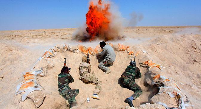 Weltweit gelingt es dem IS, junge Menschen für sich zu gewinnen. Foto: Reuters