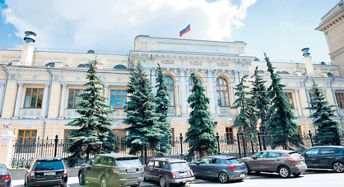 Russlands Zentralbank will den Rubelkurs niedrig halten. Foto: Lori/Legion Media