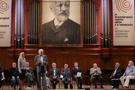 In der Finalrunde des Tschaikowsky-Wettbewerbs traten 26 begabte Musiker aus 13 Ländern. Foto: Pressebild