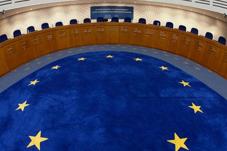 Entscheidungen aus Straßburg müssen in Russland nicht zwingend umgesetzt werden.