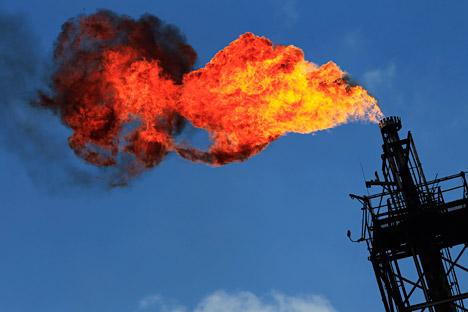 Russland setzt verstärkt auf die Erdölverarbeitung.